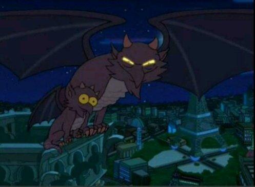 El Demonio De El Exorcista El Laberinto De Samhain